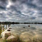 Penyfan Pond 6 by Steve Purnell