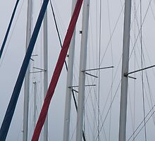 Mast head by Gary Finnigan