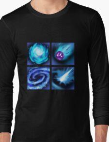 Veigar's Ability Icons Long Sleeve T-Shirt
