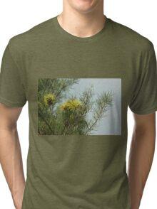 A touch of gold Tri-blend T-Shirt