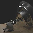 virtual heardlamp by VirtualArtist