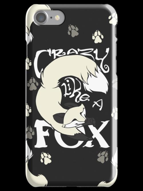 Crazy Like A Fox (White) by Zhivago