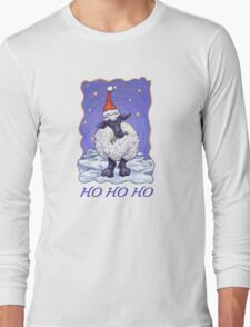 Sheep Christmas Card T-Shirt