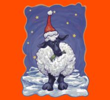 Sheep Christmas Kids Tee