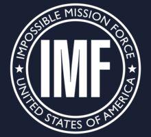 I M F 1996 Large Logo by Christopher Bunye