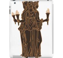 Hecate - Ancient Greek Goddess iPad Case/Skin