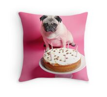 Happy Birthday Honey Throw Pillow