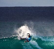 Andy Irons At O'Neill World Cup of Surfing 06-6 by Alex Preiss
