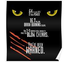 Atari Jaguar Poster