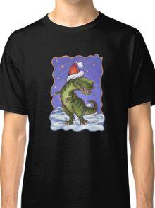 Tyrannosaurus Christmas Classic T-Shirt