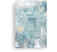 Mist and Found Canvas Print
