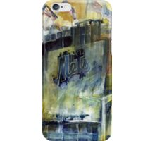 Shea Stadium, Mets, New York iPhone Case/Skin