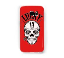 Lucky 13 Samsung Galaxy Case/Skin
