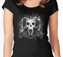 God of moths Women's Fitted Scoop T-Shirt