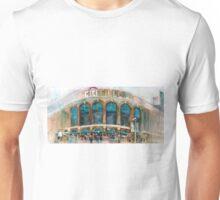 CitiField - Mets Watercolor Print Unisex T-Shirt