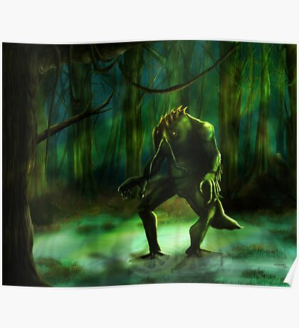 The Swamp Poster