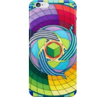 Sirius dolpin color scheme 2 iPhone Case/Skin