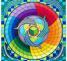 Sirius dolpin color scheme 2 by Ernesto Barreiro