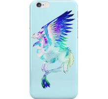 Feathered Dragon Opalite iPhone Case/Skin