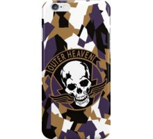 Outer Heaven Phone Case - Show your Support for OUTER HEAVEN! iPhone Case/Skin