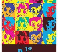 The Ponies by Steve Holt!
