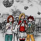 Teenage Oblivion by ninamarie