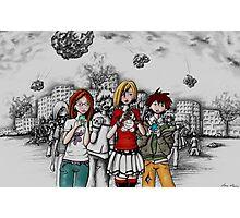 Teenage Oblivion Photographic Print