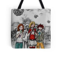 Teenage Oblivion Tote Bag