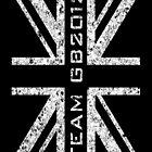 Team GB 2012 in Black by youjay68