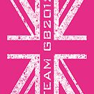 Team GB 2012 in Pink by youjay68