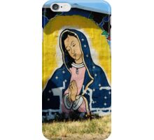 guadelupe mural iPhone Case/Skin