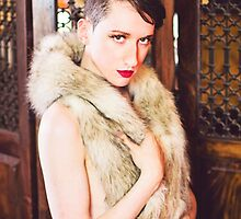 Androgynous Fabulosity - The Official 2016 Ivan Fahy Fashion Calendar by Ivan Fahy