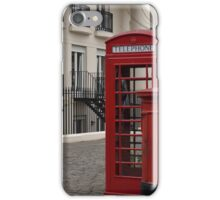London booth iPhone Case/Skin