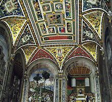Siena Cathedral Interior 1 by Fara