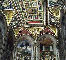 Siena Cathedral Interior 1 by Fara