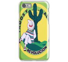 taco revolution iPhone Case/Skin