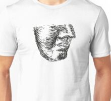 """Chin"" Illustation Unisex T-Shirt"