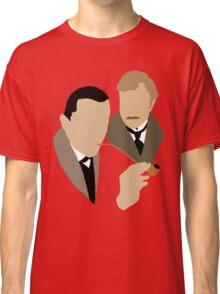 Sherlock - Brett 'n Burke Classic T-Shirt
