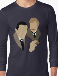 Sherlock - Brett 'n Burke Long Sleeve T-Shirt