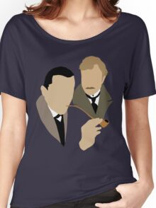 Sherlock - Brett 'n Burke Women's Relaxed Fit T-Shirt