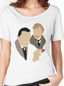 Sherlock - Brett 'n Burke Women's Relaxed Fit T-Shirt