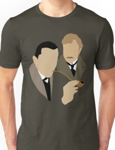 Sherlock - Brett 'n Burke Unisex T-Shirt