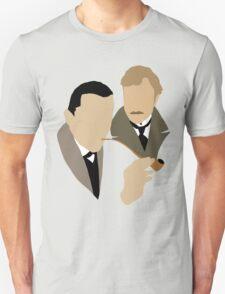 Sherlock - Brett 'n Burke T-Shirt