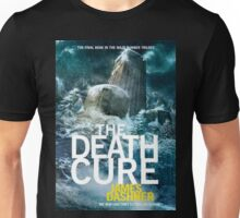 The Death Cure Book Cover Unisex T-Shirt