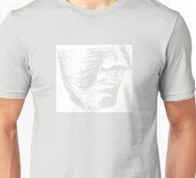 """Chin"" Illustration (alt) Unisex T-Shirt"