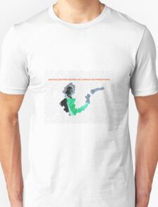 Seeking Revitalization in a World of Stereotypes T-Shirt