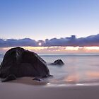 Duranbah beach sunrise by Jayde Aleman