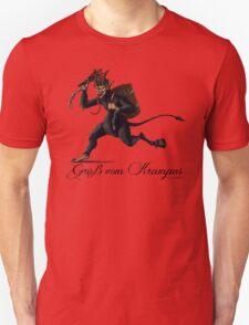 Grus Vom Krampus T-Shirt