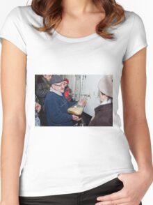 BEER III Women's Fitted Scoop T-Shirt
