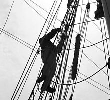 In The Rigging by tunna